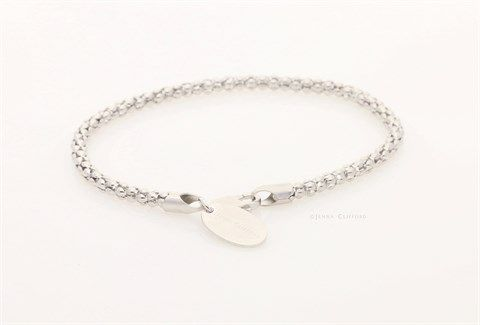 Jenna Clifford Fope Bracelet with Jenna Clifford Tag