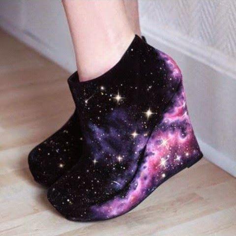 Zapatos de moda que todos los días ocuparía