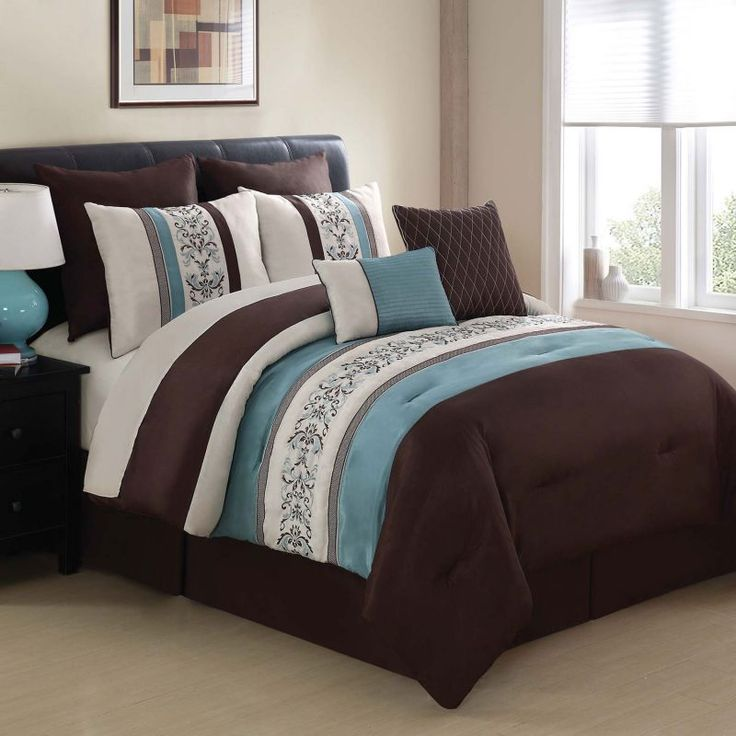 Victoria Classics Florence 8-Piece Comforter Set