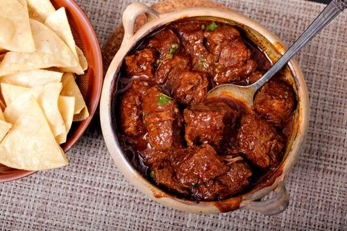 Food lab: real Texas Chili con Carne