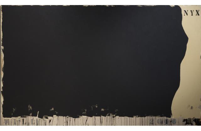 Richard Mill | RM 1441 (Nyx) | Acrylique sur toile (acrylic on canvas) |2011