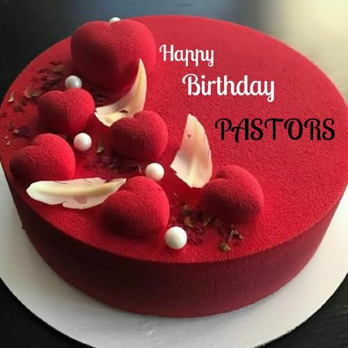 Create Name Birthday Cake For Friend With Red Heart