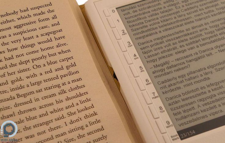 """Nyomtatott könyv vagy e-book?  Részlet a bejegyzésből:   """"A holdsarló fénye nyomtatott kiadásának az egyik legnagyobb akadálya a nyomdaköltség, akár kiadó tervezné megjelentetni a könyvet, akár magánszemélyként készülnék magánkiadású publikálásra. Egy közel ezer oldalas kézirat, amelyben a szavak száma már-már megközelíti a félmilliót, bizony kihívást jelenthet sok vállalkozó számára. Mivelhogy manapság kezd tért hódítani az elektronikus könyv, azaz az e-book fogalma..."""""""