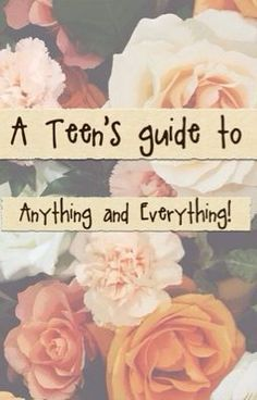 A Teen's guide to Anything and Everything! - My School Morning Routine #wattpad #random
