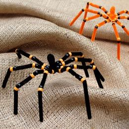 Halloween crafts for the kids