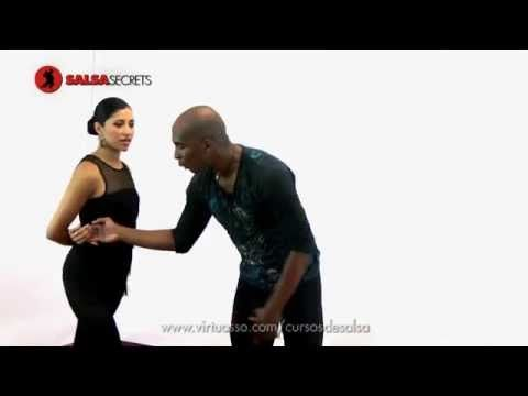 Learn how to do an open break in salsa dancing with expert Latin dancing instruction from a professional salsa dancer in this free online dance lesson and ch...