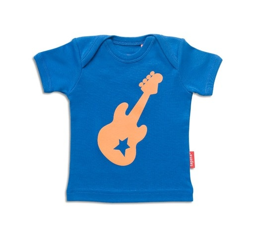 t-shirt RockABilly - jongens 0-18m - kledij 0-6 jaar - Tapete - Lunabloom - conceptstore for happy ...