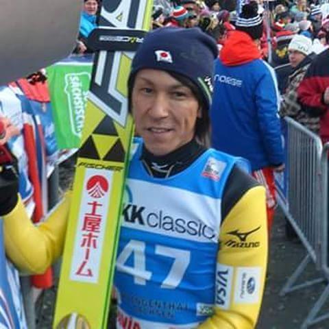 HAPPY BIRTHDAY!!! Noriaki Kasai, WC Klingenthal 2014 ©ME  #skijumping #skijumper #skispringer #skispringen #noriakikasai #nori #legend #japan #nippon #klingenthal #birthday #allbestwishes #memories #fun
