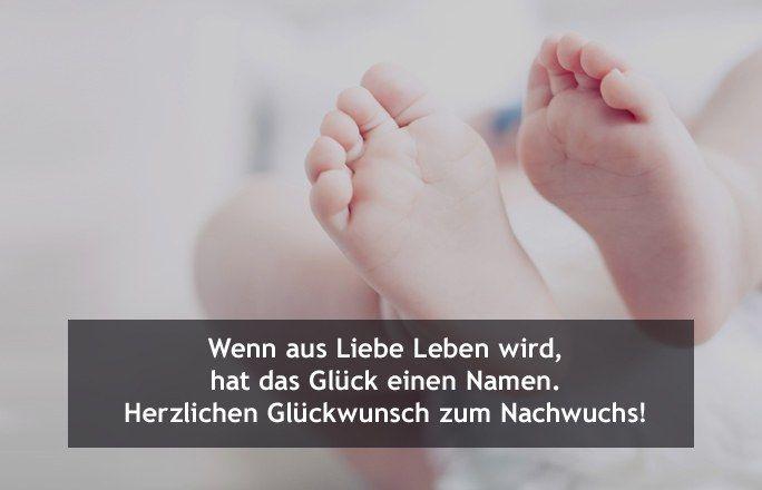 Glückwünsche zur Geburt: Aus Liebe wird Leben - Glückwünsche zur Geburt: Die schönsten Zitate & Sprüche