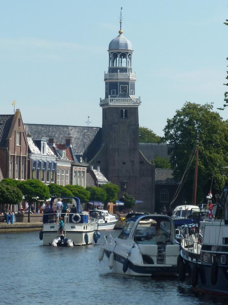Lemmer,Friesland, The Netherlands.