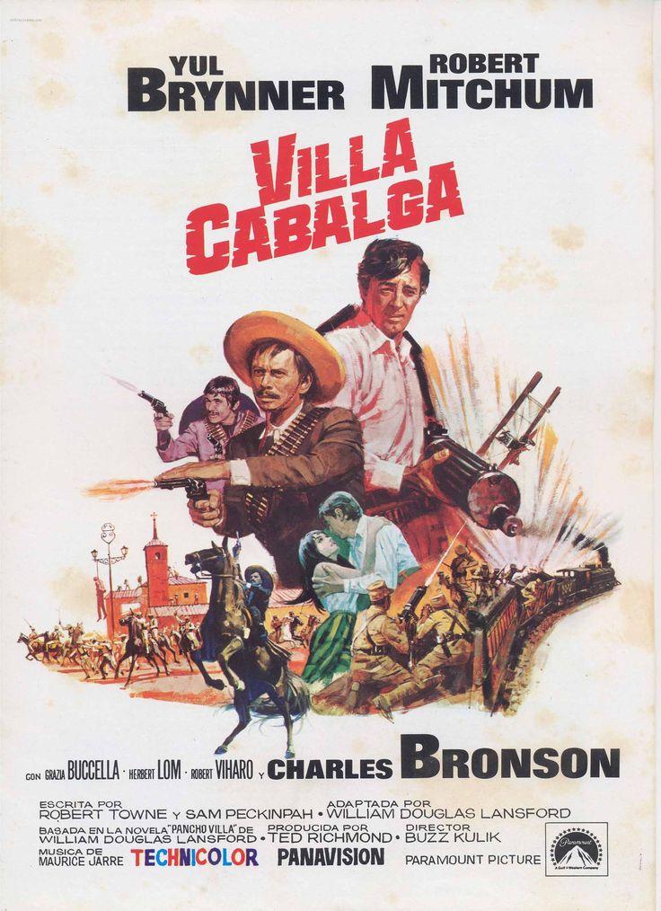 Pancho Villa est un film américain réalisé par Buzz Kulik, sorti en 1968. 1912. Le pilote Lee Arnold venu livrer des armes au Mexique au capitaine Ramirez, se retrouve bloqué dans un village en pleine guerre civile. Arnold trouve refuge chez un forgeron tandis que le révolutionnaire Pancho Villa s'oppose fermement aux hommes de Ramirez.