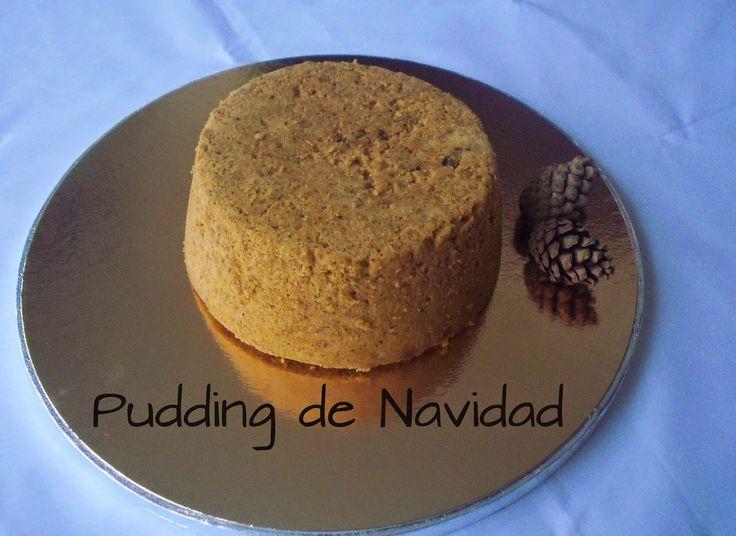pudding-navidad