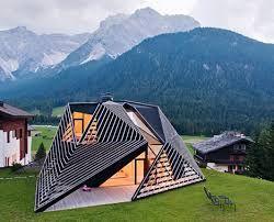 Bilderesultat for modern pitched roof bathroom