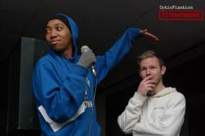 Ben Rule the Hip-Hop mystro