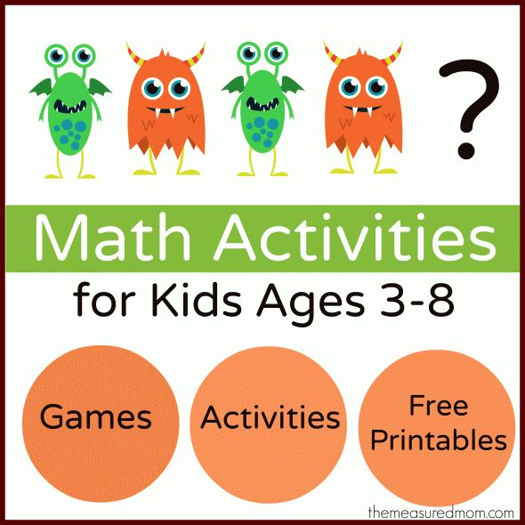 I absolutely love this website! Many free resources Teaching Math - The Measured Mom