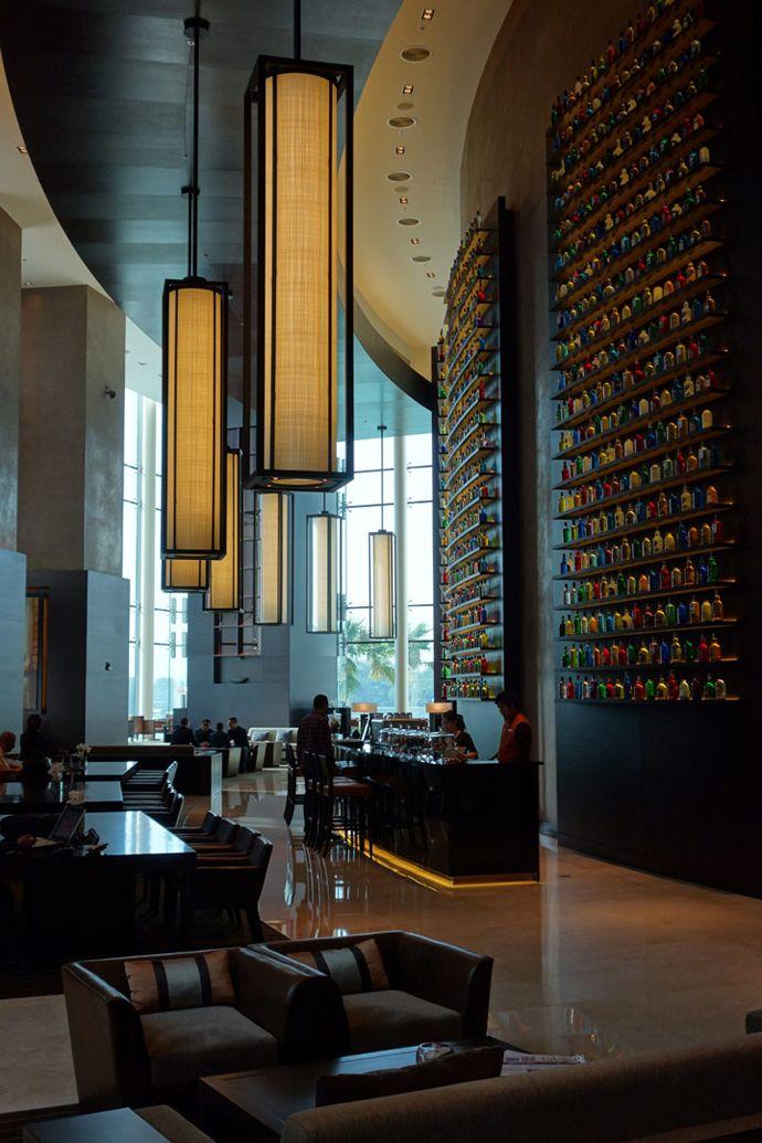 JW Marriott Marquis Dubai - самый высокий отель в мире