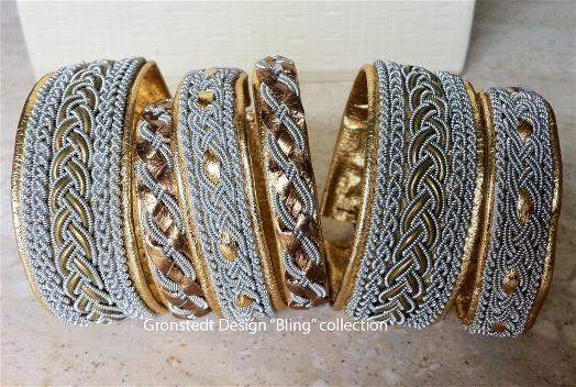 Gallery - Anita Gronstedt -Swedish Saami Lapland Bracelet