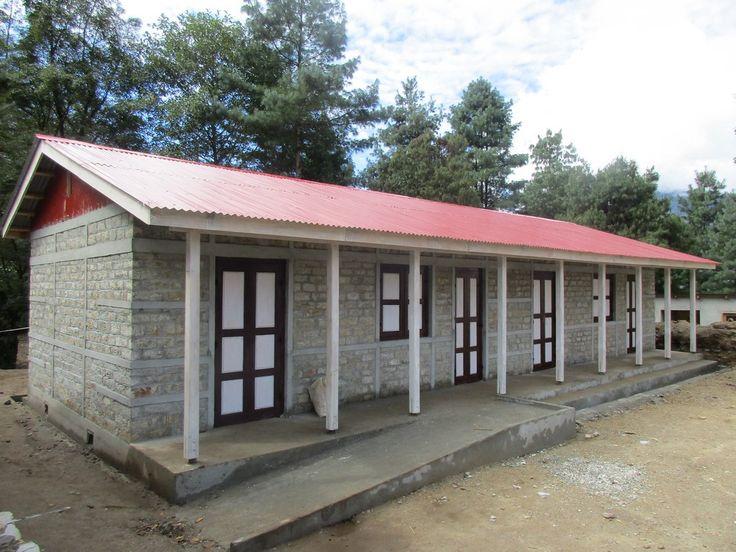 Rebuilding Janajagriti school