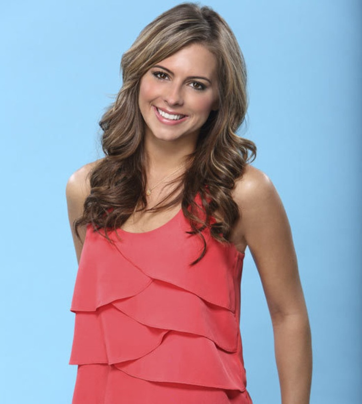 The Bachelor Season 17 : Who's Gonna Win?  Lindsay Yenter