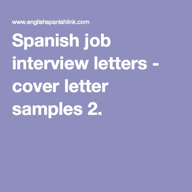 27 best Spanish - Pastimes images on Pinterest Free time - cover letter in spanish