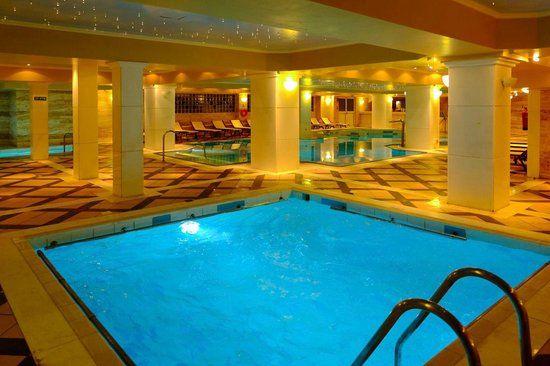 Mare Nostrum Hotel Club Thalasso - Vravrona, Attica, Greece  Thalassotherapy / spa centre - jacuzzi