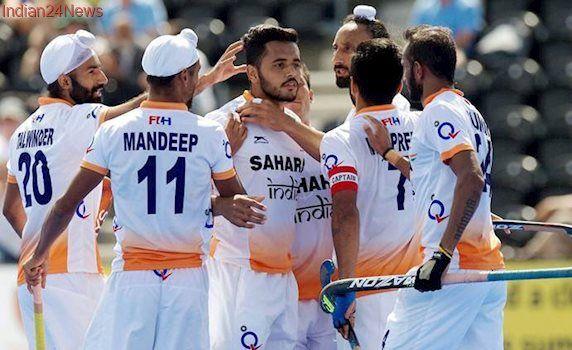 India vs Canada Live Hockey Score, World Hockey League: India, Canada look to continue their winning run