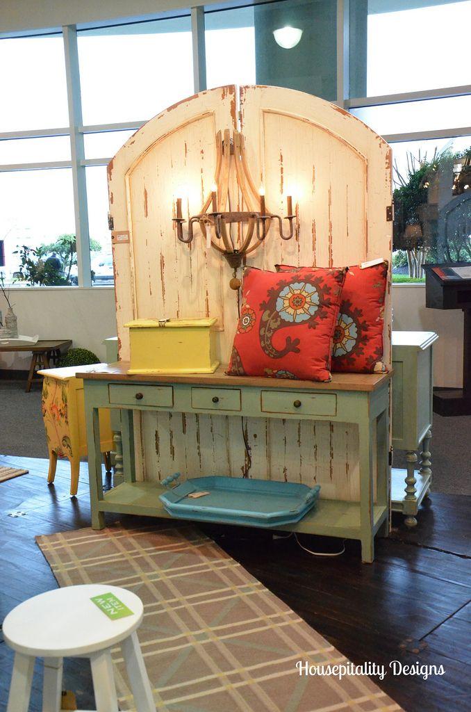 High Point Market Spring 2014 {Bramble Company Furniture}
