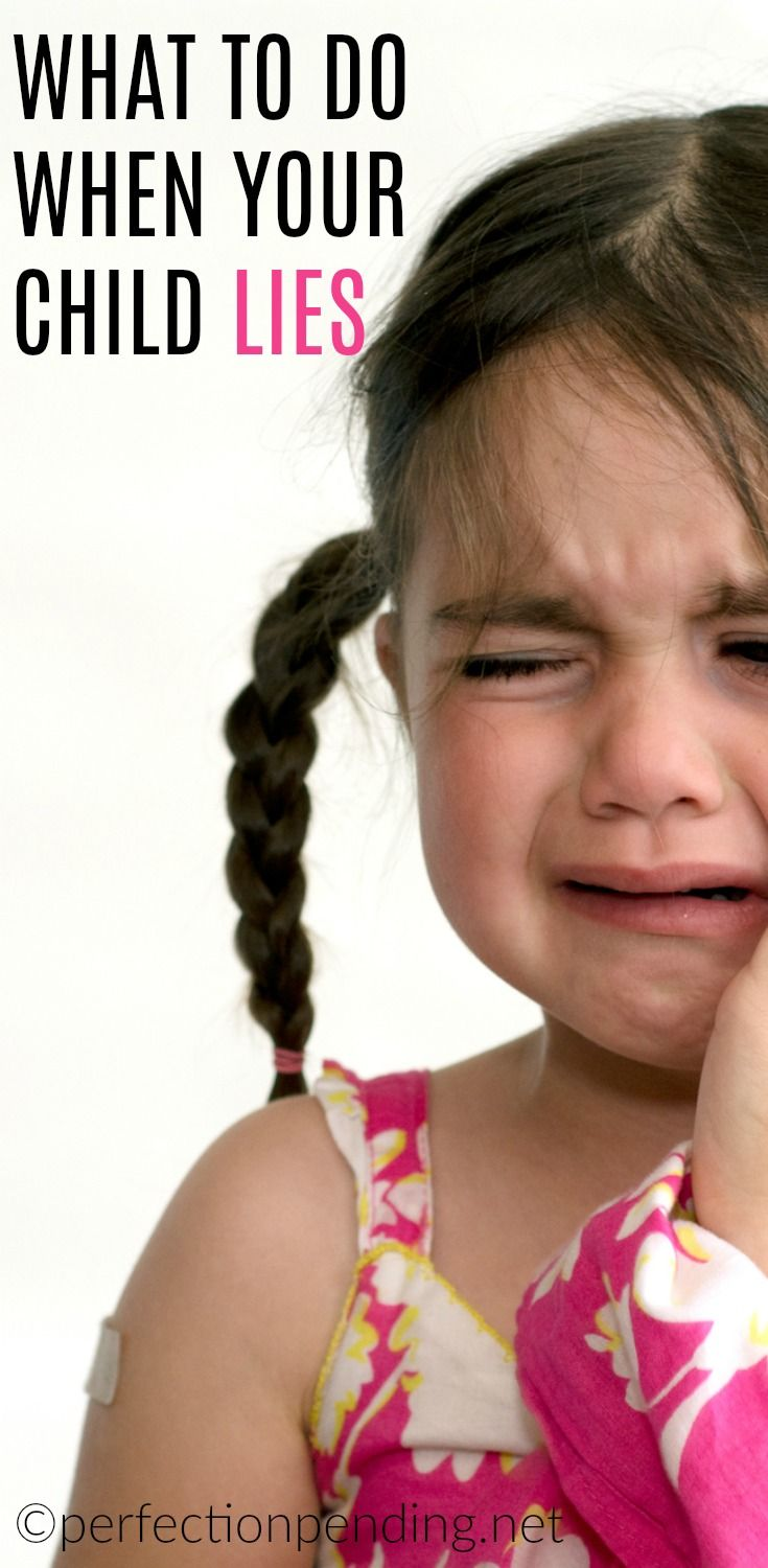 12 Tips From Real Moms On What To Do When Your Kids Lie To You via @perfectpending