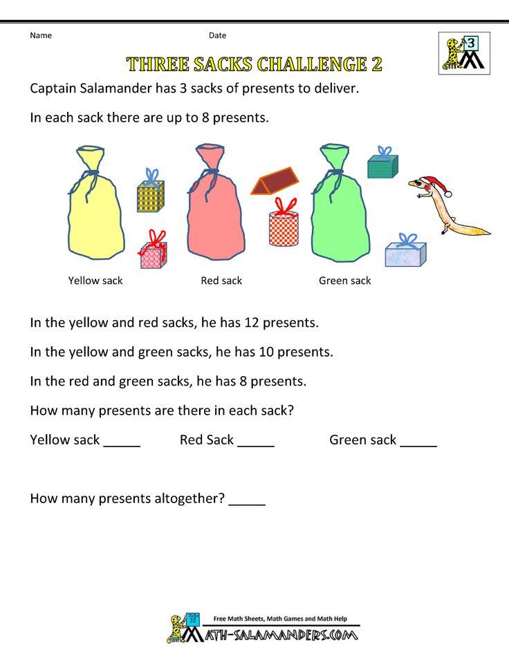 160 best MATH - worksheets images on Pinterest | Elementary math ...