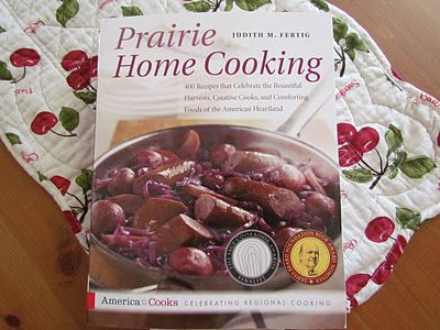 The Country Cook: prairie home cooking cookbook