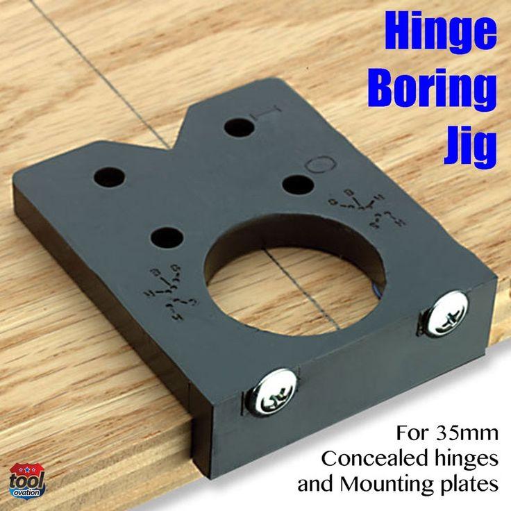 79 Best Hinge Boring Machine / Jig Images On Pinterest