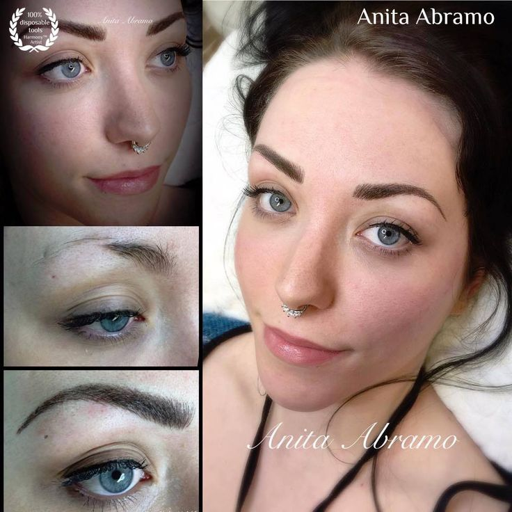 8 best permanent makeup images on pinterest permanent for Tattooed eyeliner brand