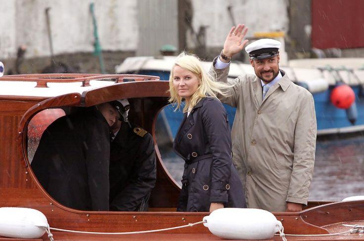 Princess Mette-Marit - Royals of Norway Tour Rogaland