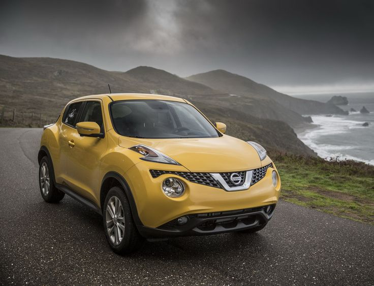 Charming The Exterior Of The New 2016 Nissan Juke Is Going To Be Very Elegant But  Also Powerful. This SUV Will Be A Combo Of Power And Speed.
