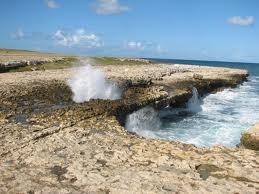 Devils bridge - been here in Antigua