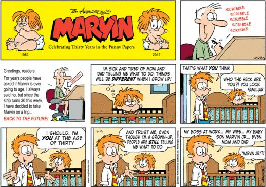 1000+ Images About Marvin Comic Strip On Pinterest