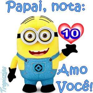 Dia dos Pais Mensagem Minions http://tropiczine.blogspot.com.br/2014/07/dia-dos-pais-mensagem.html