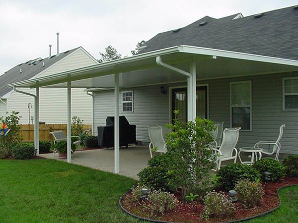 Insulated Roof Patio Cover Outdoors Pinterest