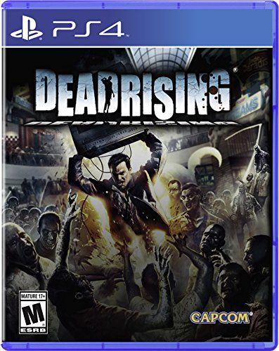 Capcom USA PS4 Dead Rising Capcom…