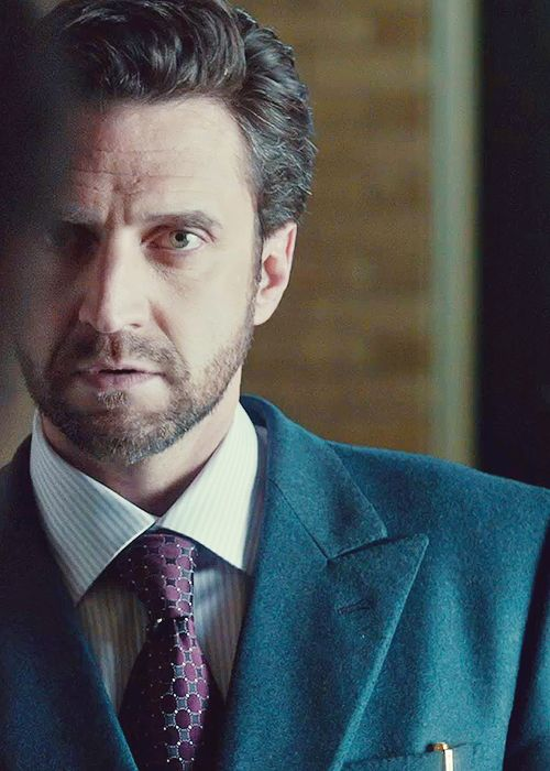 Dr.Frederick Chilton. Such a beautiful picture.