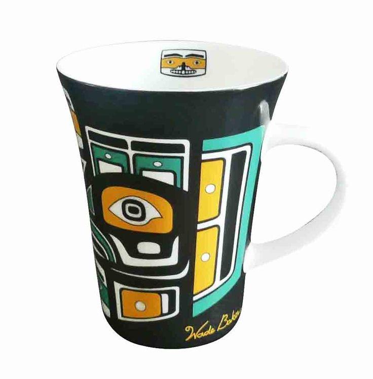 'Dream Weaver' Porcelain Mug