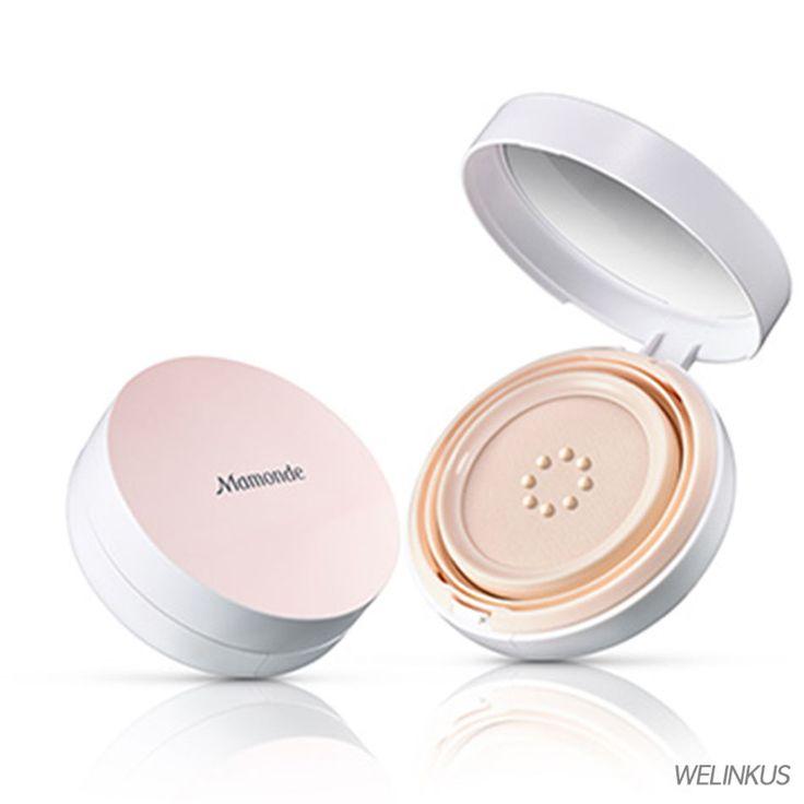 Amore Pacific Mamonde High Cover Liquid Cushion SPF34/PA++15g + Refill 15g Korea #Mamonde