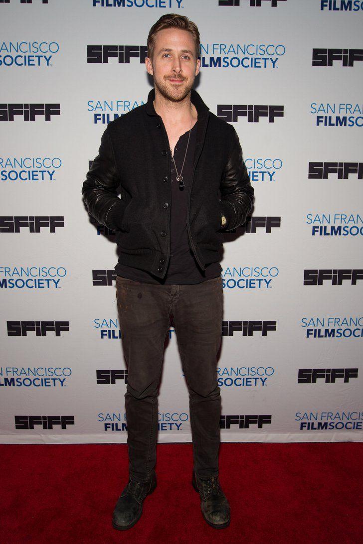 Pin for Later: Quelle Est la Taille de Vos Célébrités Préférées? Ryan Gosling = 1m82