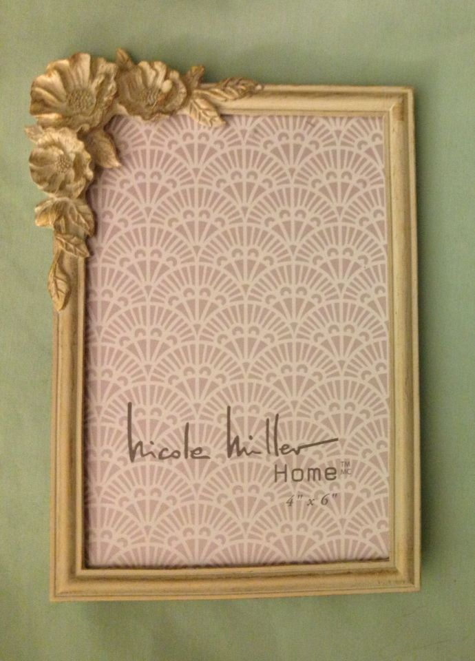 Nicole Miller 4x6 Picture Frame Frameswallart 4x6 Picture