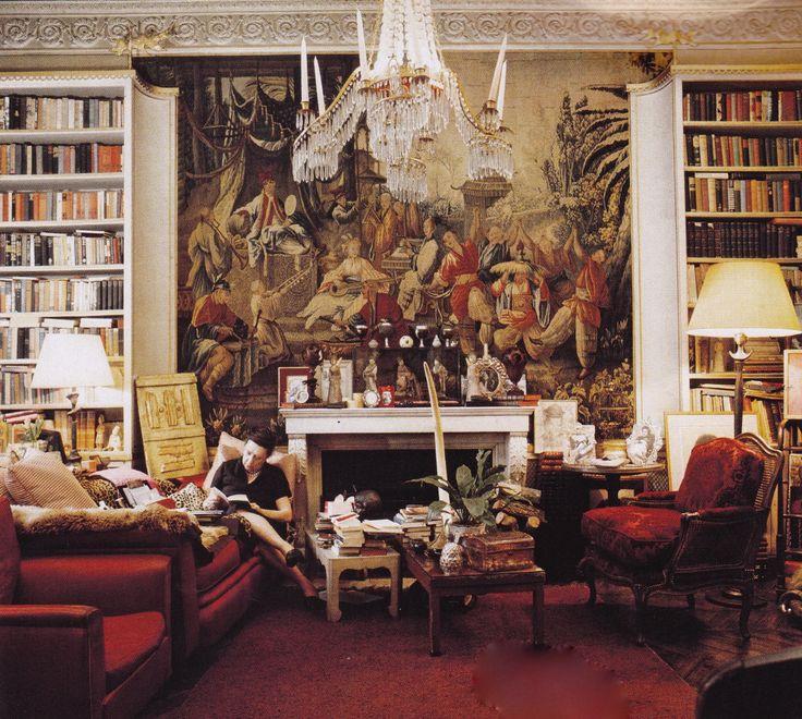 Elsa Schiaparelli's Paris apartment | interiors | Pinterest