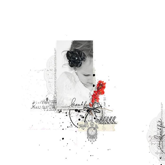 beautiful   digital page by todido