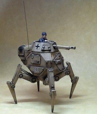 Spinne (Model)