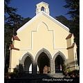 St.Paul's Church consecrated in 1840 in Landour, Mussoorie