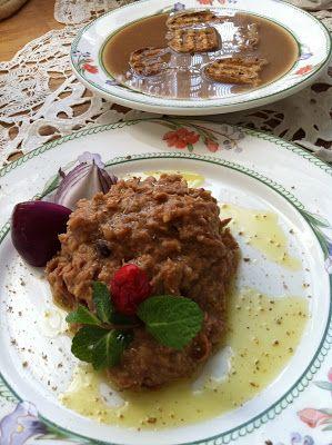 La mia cucina persiana: Abgusht - Stufato di agnello e legumi