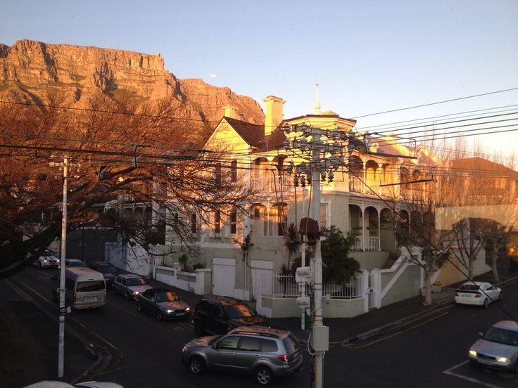 Joe De Villiers Designs ~ Influenced By Fab Views from The Office ... 221 Upper Buitenkant Street, Cape Town RSA
